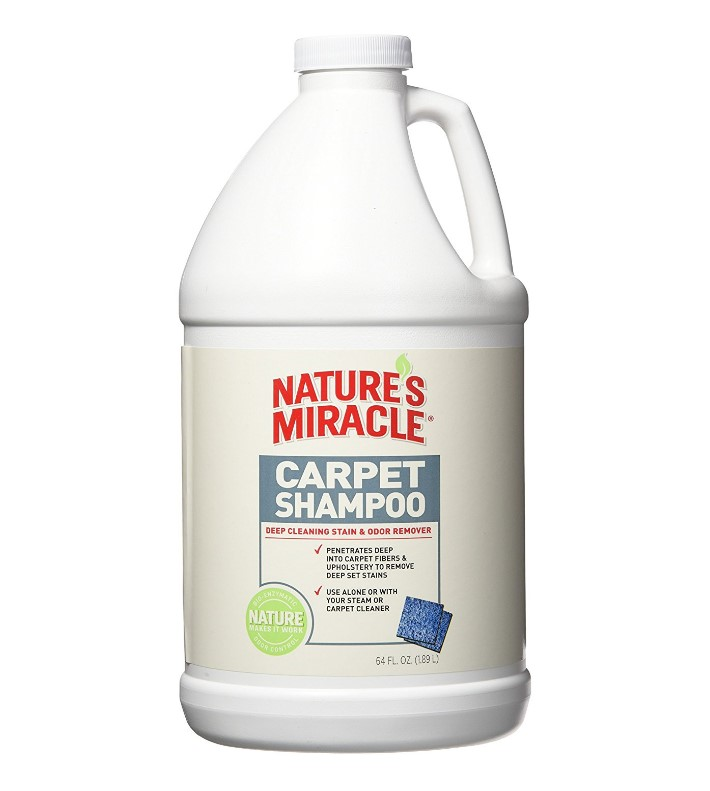 Nature Miracle Deep Cleaning Carpet Shampoo