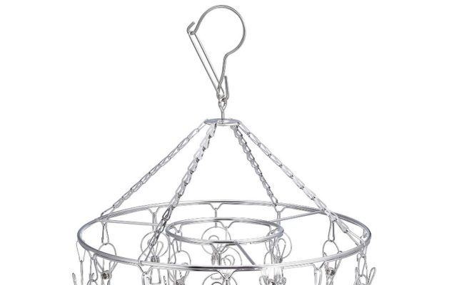 Pro Chef Kitchen Tools Round Clothes Drying Rack