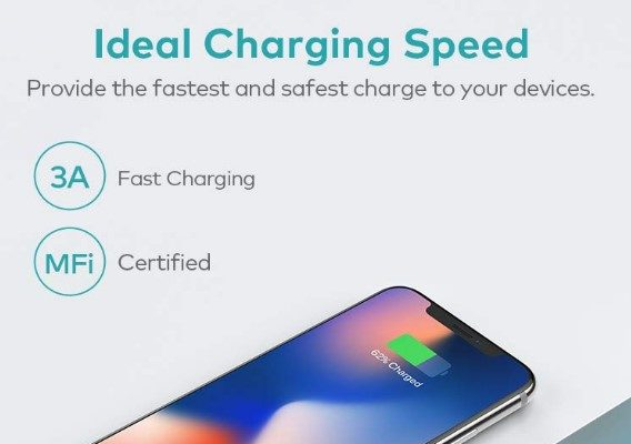 iPhone 6ft High Speed Lightning Cable