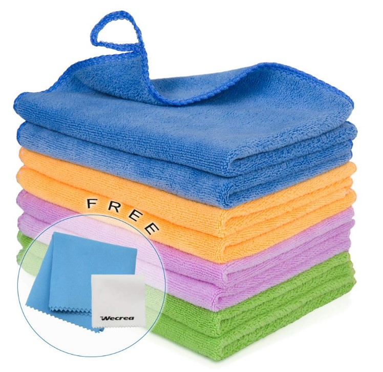 8PCS Cleaning Towels for House
