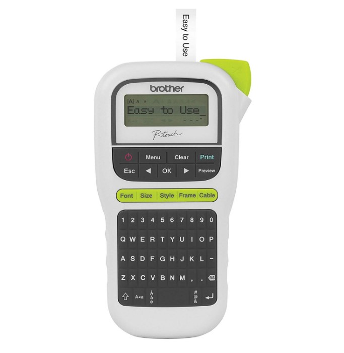Brother P touch Easy Portable Label Maker