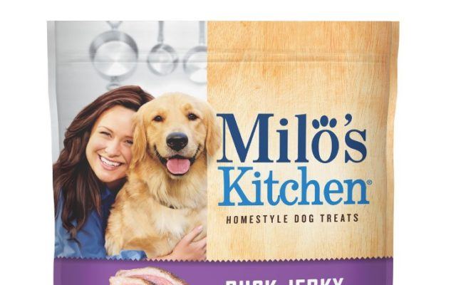 MiloS Kitchen Duck Jerky Recipe Dog Treat