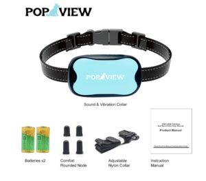 POP VIEW Dog Bark Collar For Dogs At Discount
