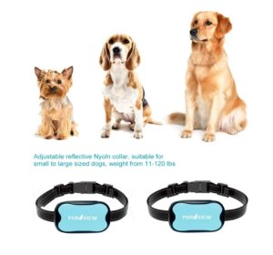 POP VIEW Dog Bark Collar For Dogs At Sale