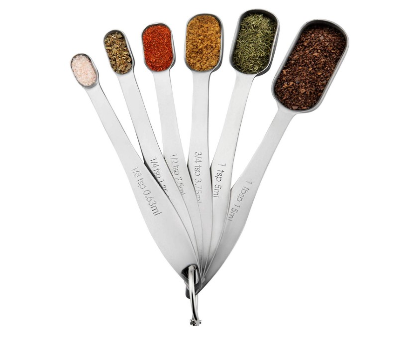 Spring Chef Stainless Steel Measuring Spoon