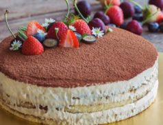 Bake and Decorate a Cake From Scratch