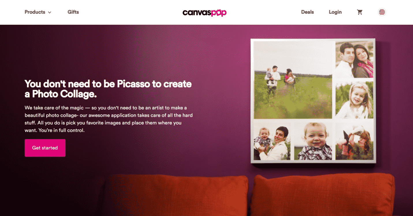 Canvaspop Collage Maker