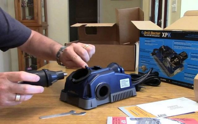 Drill Doctor Factors To Consider Before Purchasing A Drill Sharpener