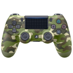 DualShock 4 Wireless PS4 Controller – Green Camouflage -$39.88(39% Off)
