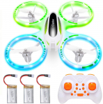 Cumbor Mini Drones for Kids and Beginners, RC Helicopter Quadcopter $19.99 (REG $41.00)