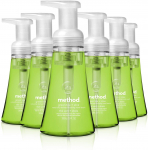 Method Foaming Hand Soap, Green Tea + Aloe, 10 Fl Oz (Pack of 6) $17.94 (REG $30.00)