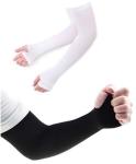 UV Protection Cooling Arm Sleeves for Men Women $7.99 (REG $17.99)