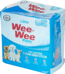 Wee-Wee Housebreaking Pads for Little Dogs $7.50 (REG $20.99)