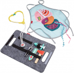 Fisher-Price Patient and Doctor Kit – 9-Piece Medical Pretend Play Gift Set $9.99 (REG $24.99)