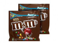M&M'S Milk Chocolate Candy Party Size 42-Ounce Bag (Pack of 2) $9.39 (REG $20.00)