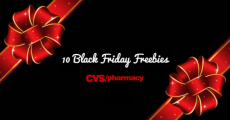Top 10 CVS Black Friday Deals – They're all FREE!