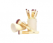 10-Piece Golden Makeup Brush Set $18.99 (REG $79.99)