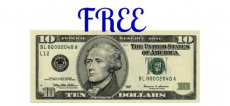 Free $10 from TopCashBack!