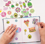 1000+ Ridiculously Cute Stickers/ 40 page Sticker Book $4.99 (REG $8.99)