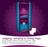 104 CT Poise Active Collection Incontinence Liners Pack $13.68 (REG $22.99)