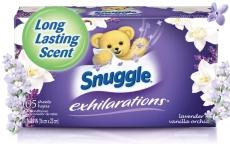105 CT Snuggle Exhilarations Fabric Softener Sheets Pack $4.46 (REG $8.99)