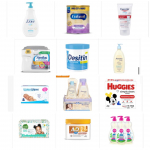 EXTRA $20 off when you spend $100 on tons of baby items including formula, wipes & diapers
