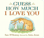 Guess How Much I Love You Book Only $3.35 at Target!