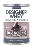 12 OZ Designer Whey Protein Powder $7.51 (REG $14.49)