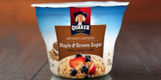 Quaker Instant Oatmeal Express Cups Just $0.42/Each Shipped!