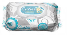 HURRY!!! Cuties Unscented Baby Wipes Just $0.92/Pack Shipped!