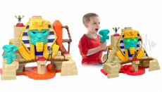 Fisher-Price Imaginext Serpent Strike Pyramid Playset Only $29.99 + FREE Shipping!