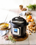 Instant Pot Duo Nova Black Stainless Steel 6-Qt. 7-in-1 One-Touch Multi-Cooker -$69.99(44% Off)
