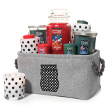 NEW! Enter To Win This Yankee Candle Jackson Frost Silhouette Gift Set!
