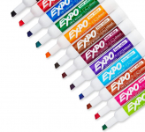 16 CT EXPO Low Odor Dry Erase Markers Pack