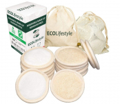 16 PC Reusable Makeup Remover Pads Pack $9.95 (REG $29.95)