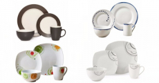 Wow! 16-Piece Dinnerware Sets ONLY $27.97! Normally $120.00!
