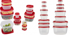 Rubbermaid 28-Piece Container Set For Only $7.59! REG $20!