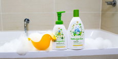 Babyganics Fragrance-Free Baby Bubble Bath Just $4.88/Bottle Shipped!