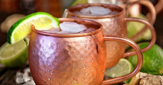 Amazon: 2-Pack of Moscow Mule Copper 16oz Mugs Just $25.99 Shipped!