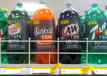 Target: 2-Liter Bottles of A&W, 7-Up, Sunkist & Canada Dry TEN Just 25¢