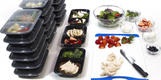 Meal Prep Containers 20-Pack Only $13.99 Shipped!