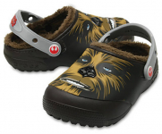 Kids Crocs Chewbacca Clogs Only $12.59! Normally $39.99!