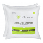 2-pk. Allergy Protection Euro Pillows $28.99 (50%+20% Off using COUPON)