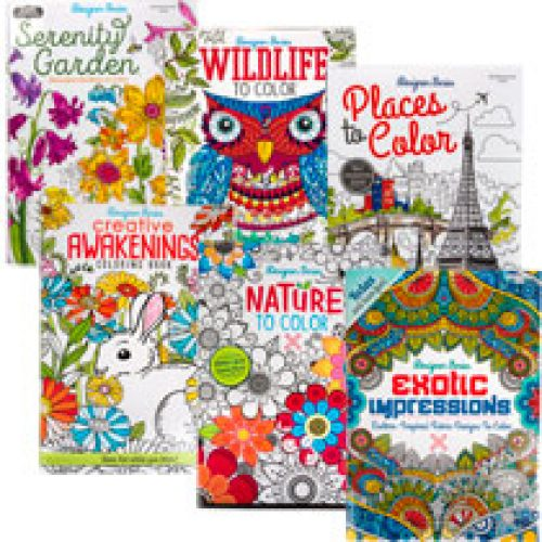 - Adult Coloring Books Spotted At Dollar Tree! Perfect For Mother's Day! -  Mojosavings.com