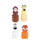 24 CT Bubble Bottles 3″ Zoo Animal Jungle Characters Pack $12.96 (REG $25.99)