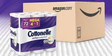 24-Pack Cottonelle Ultra Comfort Care Toilet Paper Just $0.17/Reg Roll!