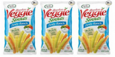 24-Pack of Garden Veggie Straws Just $0.48/Bag Shipped!