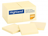 24 Pads 3 x 3-Inches Highland Notes Pack $7.23 (REG $13.14)