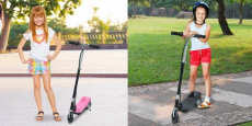 24V Kids Ride-On Electric Scooter Just $94.99 Shipped!