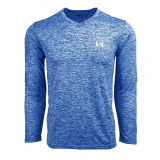 Under Armour Men's Spacedye V-Neck Shirt -$35 (65% Off with code)